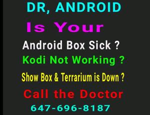 I Program Android Box with Kodi Show Box Terrarium Tv Mobdro