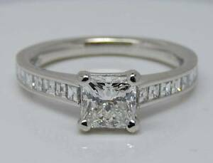 $22,000 GIA Diamond Engagement Ring - 1.5 Carats - Stunning F/VS1 Melbourne CBD Melbourne City Preview