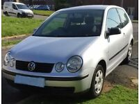 VW POLO 1.4 PERFECT 1st CAR