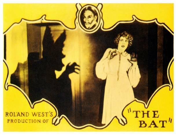 OLD MOVIE PHOTO The Bat Lobby Card Jewel Carmen 1926