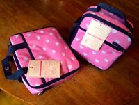 2 Pottery Barn Lunch Boxes (NEW!!!)