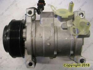 Ac Compressor Dodge Grand Caravan 2008-2010