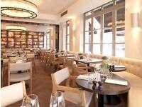 Experienced Waiter and Waitress Staff - £7.20ph plus service - The Botanist - Chelsea