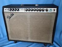 Vintage Fender Twin Reverb, made in USA 1975