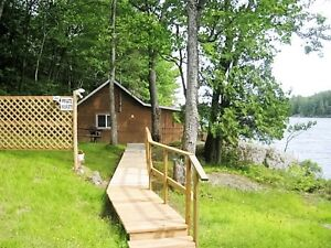 Affordable Lakefront Cottages with Excellent Fishing