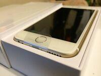 IPhone 6 Plus Gold 64gb unlocked brandnew