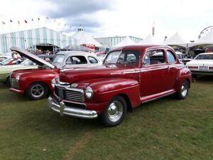 Mercury 1947 Chevy drive train