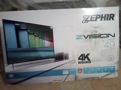 Televisione Zephir, ZV49SUHD, 49 pollici