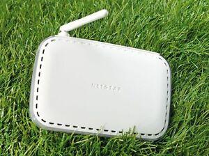 Netgear DG834G ADSL2+ Wireless Modem Router DSL Wifi V5 ADSL DG834GU WLAN WPS