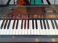 Technics keyboard for Auction