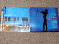 2x DEPECHE MODE CDs-'The Singles >86-98' (Album) Brand New and 'Walking In My Shoes'(Single)