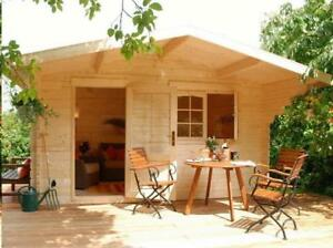 Solid Pine Tiny Home,garden shed, bunkie - BLOWOUT SALE