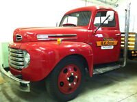 Pick up F-135 1948, 6 roues