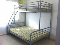IKEA stylish double bunk bed