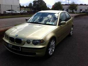 2001 BMW 3 Hatchback Lalor Whittlesea Area Preview