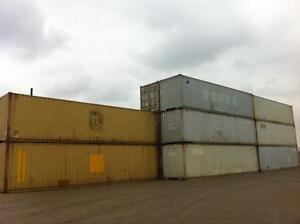 NEW AND USED SEA CONTAINERS