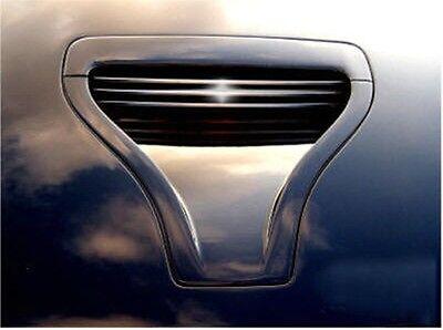 Dodge Viper 1992-2002 Billet Hood Scoop Grille Trim ACC-962002