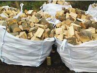 Quality seasoned logs for sale