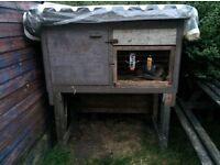 Rabbit hutch collect leven