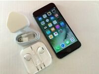 iPhone 6 16GB UNLOCK OPEN TO ALL NETWORK GREY & BLACK