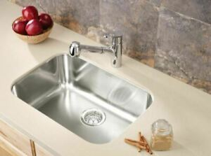 "Évier BLANCO Sink - Stainless 24""x17"" NEW"