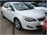 2011 Vauxhall Astra 2.0 CDTi ecoFLEX 16v SRi (s/s) 5dr