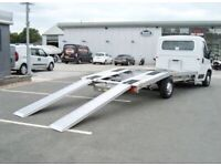 Car Recovery Breakdown Vehicle transport Collection Delivery Towing Tow Truck Service Copart