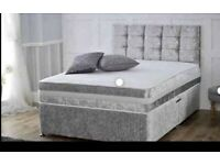 🌹SALE! CLEARANCE Divan Beds with Luxury Mattress and FREE DELIVERY!!!