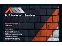 Self employed locksmith cheap rates non destructive entry Guaranteed
