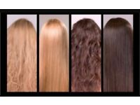 Keratin Treatment/Brazilian blow dry in comfort of your own home west London