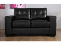 Rose Leather Sofas 3+2 for only 500