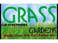 Grass roots garden services