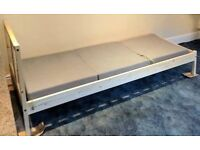 Ikea Single Bed - Bed frame and slatted bed base (Pick up only, easy to assemble)