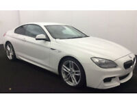 BMW 640 FROM £72 PER WEEK!