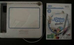 Wii Udraw Game and Tablet