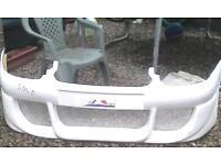 Corsa b front bumper