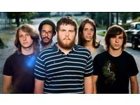 MANCHESTER ORCHESTRA - DOWNSTAIRS STANDING - O2 SHEPHERDS BUSH EMPIRE - 26/10!