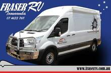 2014 Ford Transit Toy Hauler Wilsonton Toowoomba City Preview