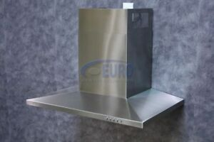 Stainless Euro Range Hood For Sale