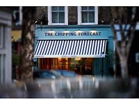 Sous Chef - Exciting New Concept Fish & Chip Restaurant in Notting Hill, £21 - £26k PA