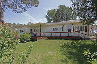 LOVELY 2 BEDROOM MOBILE HOME LOCATED IN ANGUS