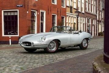 Jaguar - E-Type (series 1.5) 4.2 liter - 1968