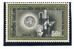 THAILAND-1968-WHO