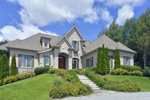 5 BR 4.5 BATH LUXURY HOME FOR RENT - SCUGOG