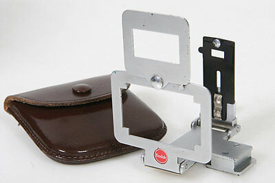 Kodak Retina Camera Sports / Action Finder and Case, viewfinder