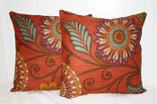 Decorative Pillow Cover Set