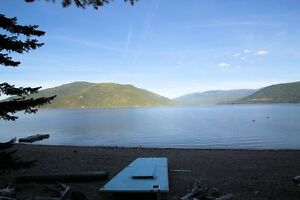 Waterfront Lot with 99' of Frontage on Shuswap Lake