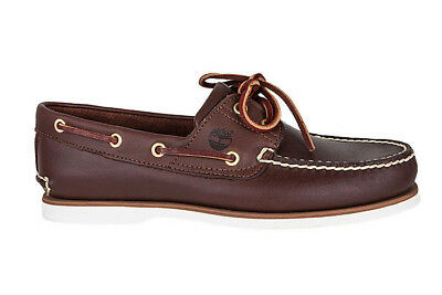 Classic 2 Eye Boat Shoe (Timberland 2 EYE Classic Boat Shoe 74035)