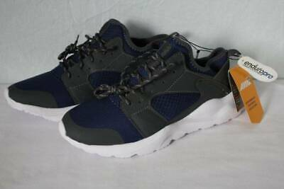 NEW Mens AVIA Tennis Shoes Size 9 1/2 Blue Gray Athletic Sneakers Running Sports ()