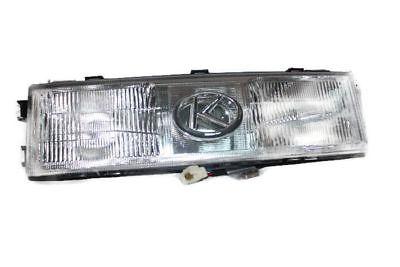 Kubota Headlight L3000dt L3000f L3000 Fits Front Head Light Lamps Assembly Bulb